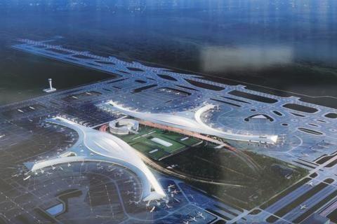 """四川一处""""超级""""工程竣工,面积堪比92个足球场,或将提升城市地位"""