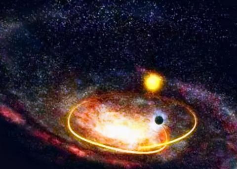 欧空局观测到近千颗恒星正向太阳系靠拢!