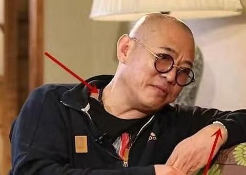 李连杰和甄子丹同样是1963年出生,可是衰老的速度却大相径庭