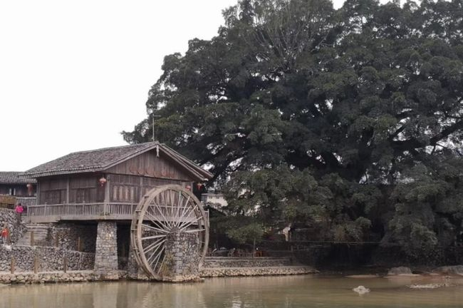 诗和远方福建行,南靖县游云水谣古镇,看世界文化遗产土楼