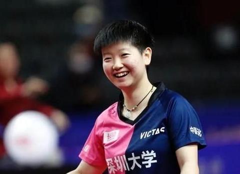 东京奥运会孙颖莎如果上单打是2号种子,伊藤美诚超不过她