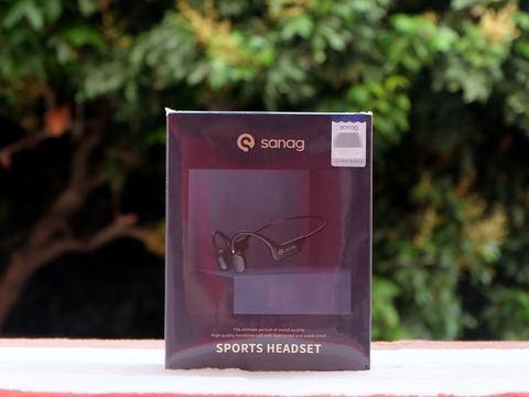 专为运动而生 新鲜体验Sanag A5骨传导耳机