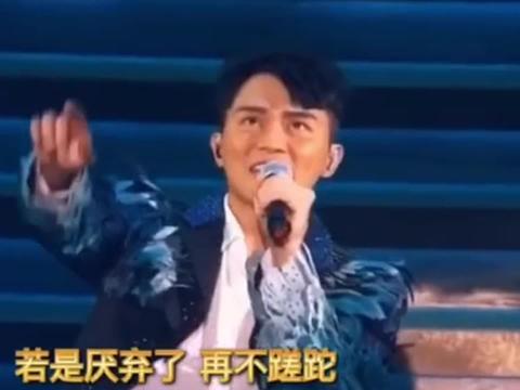 张智霖长着花心的脸,唱着潇洒的歌,却有一颗对袁咏仪专一的心!
