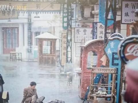 """与""""山河令""""同期上映,但却意外扑街,因演技整段垮掉"""