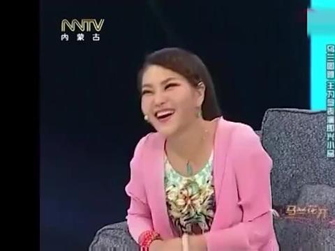 在现场表白朱迅,直呼:我有多喜欢你!