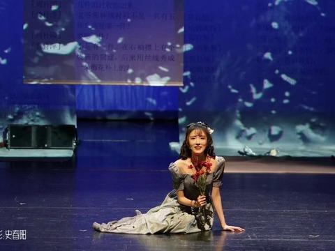 张可盈《听见美》戏剧朗诵会诠释经典 声音魅力让观众数次落泪