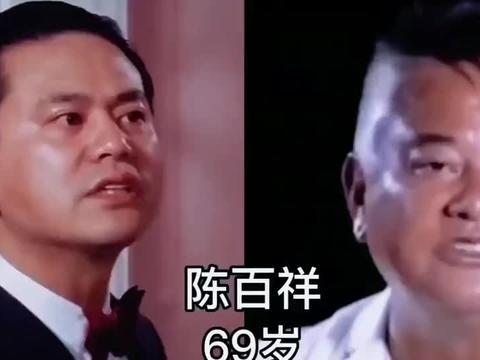 15位巨星今昔对比,冯淬帆身形消瘦至今单身,秦祥林依旧帅气!
