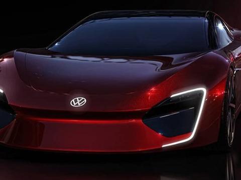 大众ID.GT定位为特斯拉Roadster的同级对手