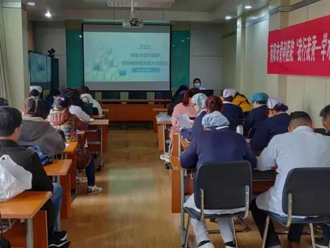 南阳市骨科医院顺利完成2021年度医院感染现患率调查工作