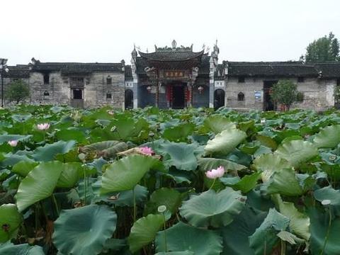 """行走湘东南(2):汝城古祠堂——卢氏家庙""""叙伦堂"""""""