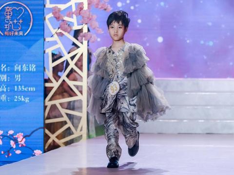 无锡市第二届少儿模特大赛暨颁奖盛典圆满落幕