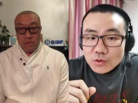 马健连线徐静雨:请问范志毅拿过亚洲冠军吗?论成就肯定是周琦高