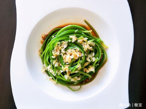 春天,我家每周最少吃2次的菜,提高免疫力还补维C