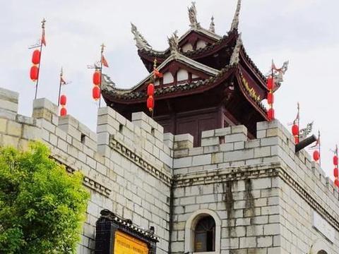 贵州一5A景区,雕梁画栋,有幸被CNN选为中国最美的30个景点之一