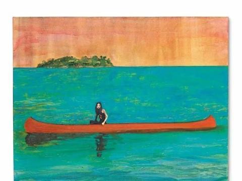 彼得·多伊格:用蒙太奇般的叙事手法,构筑一个孤独的梦幻世界