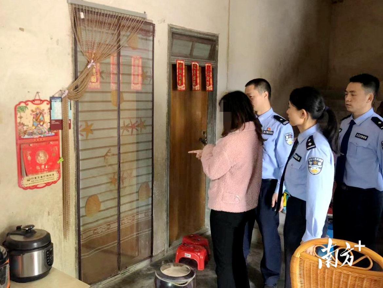 25岁女子光天化日入室盗窃, 梅州五华警方破案追赃7万余元