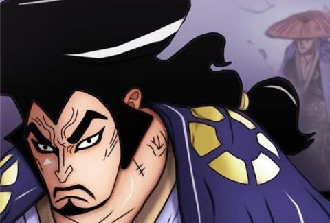 海贼王:御田爆发实力,凯多留下伤疤,还差点死了