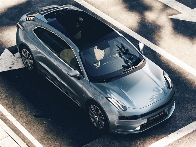 买新能源可以忍一手,上海车展有新车,这5款最推荐