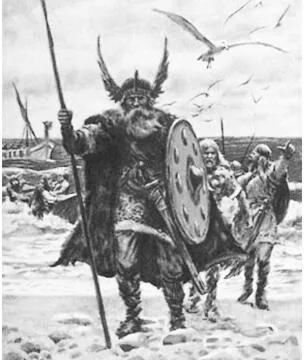 俄罗斯古代最早的国家,是不是北欧维京人建立的