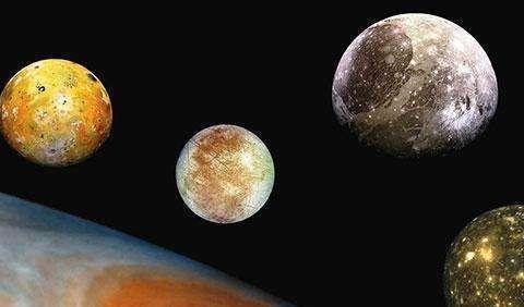 木卫二水资源是地球两倍