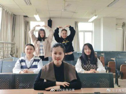"""渭南师范学院再现学霸宿舍:""""五朵金花""""考研集体 """"上岸"""""""