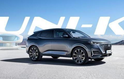 长安UNI-K:不吹不黑,来看看这款SUV,究竟怎么样