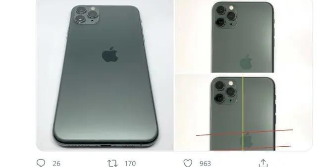 错版iPhone 11 Pro已卖出 价格2700美元