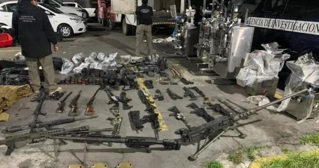 墨西哥团伙网购装备,手榴弹炸直升机杀害警官,FBI出手才覆灭
