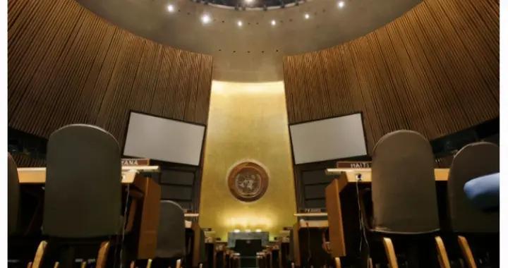 """""""要想挽回国际信誉,先把联合国会费交了!"""""""