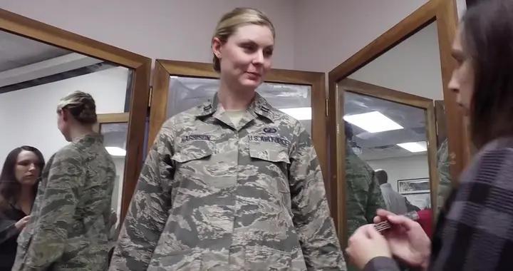 详解美国空军的孕妇服,区分为5种类型,棉纶迷彩作战服轻柔干爽