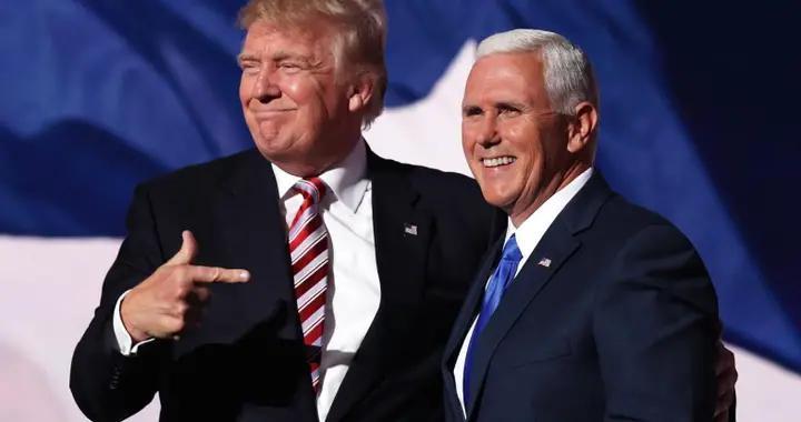 美国政坛又要热闹了!彭斯签下破亿自传,角逐2024年大选意味浓?