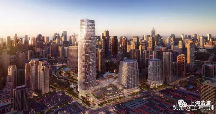 新天地全新地标揭开神秘面纱,39万方超级综合体令人期待