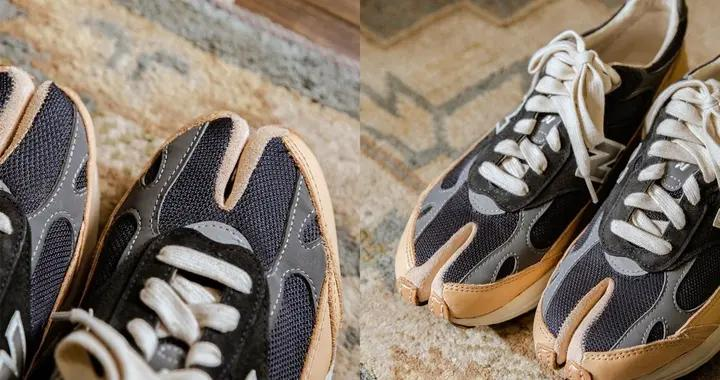 私讯已爆:New Balance 携手推出分趾鞋?原来是定制化限量款