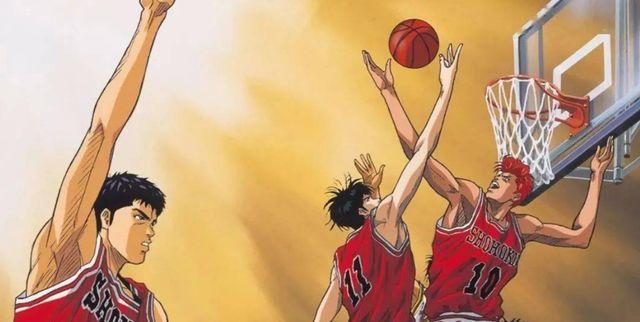 1994年的真人版《灌篮高手》,郑伊健古天乐出演,雷得人外焦里嫩