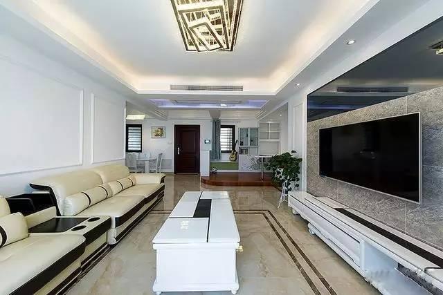 147平新房,全屋简约风太漂亮,家人很满意!