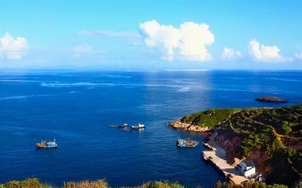 """浙江一小岛,不仅被誉""""亚洲第一钓场"""",还有""""远东第一大灯塔"""""""