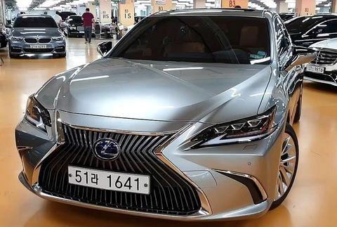 小改款雷克萨斯ES将在本次上海车展上发布
