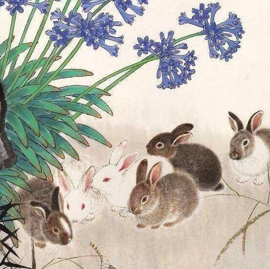 大金兔5月上旬开始被好运包抄,万事如意,直上青云