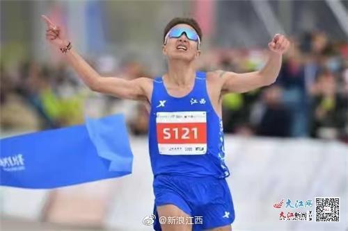 勇夺全国马拉松锦标赛金牌 九江籍运动员彭建华直通东京奥运会