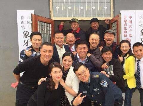 赵本山的《乡村爱情》看看这女演员,戏里戏外差距太大
