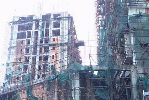 """上海""""可惜""""烂尾楼,曾估值160亿,如今降价也发展困难"""