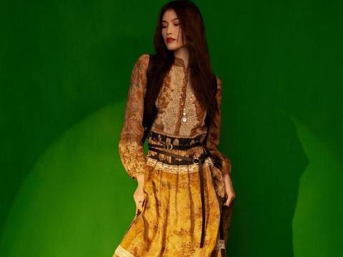 Dior红毯女星争相斗艳,刘嘉玲气场足、杨采钰穿灰褐色长裙好温柔
