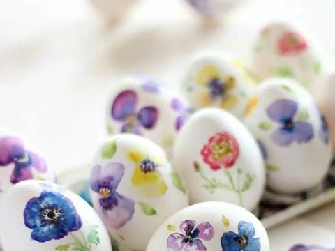 """一枚鸡蛋的""""逆袭"""",到了艺术家的手中,颜值简直逆天了"""