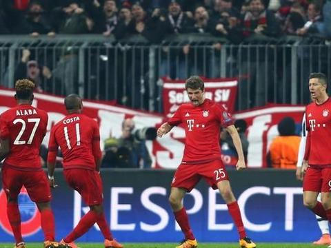 欧冠:巴黎圣日耳曼vs拜仁慕尼黑,莱万继续缺阵,拜仁拒绝惨案!