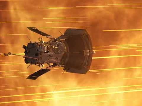 金星外围高清图像被成功回传,这次美国宇航局的探测器又立功了