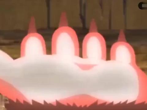 火影:木叶丸通灵猿魔!像极了三代!