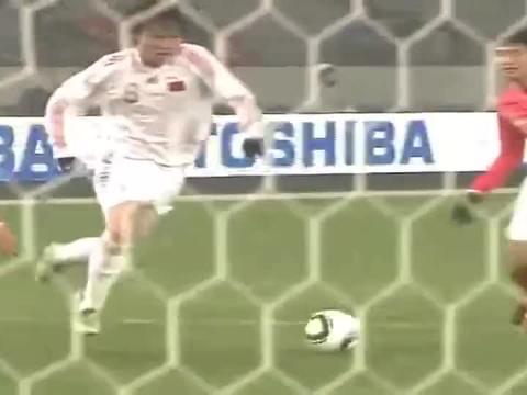2010东亚杯中国队重回东亚之巅,中国队大胜韩国队