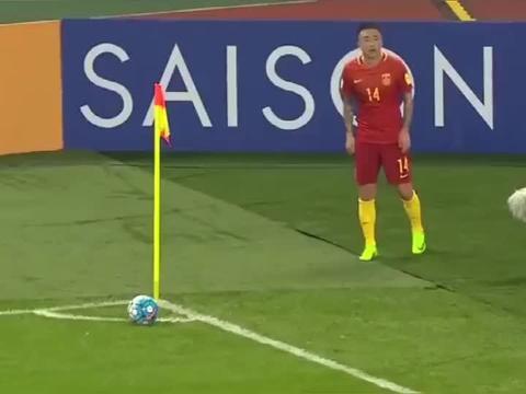 四年前的那一天,中国世预赛首次击败韩国队