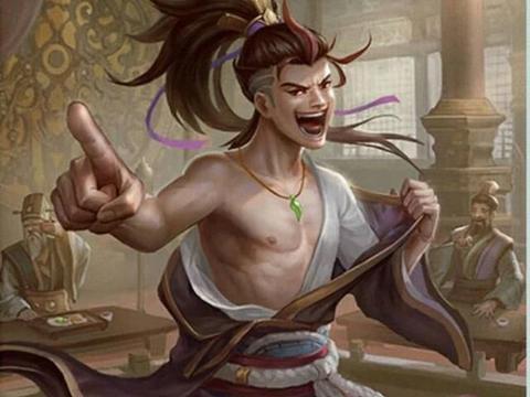 三国杀:游戏中嘲讽度极高的武将台词,刘禅:我爸爸是刘备