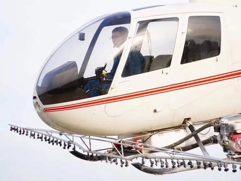 飞机之家顺利完成河南直升机电力巡线作业